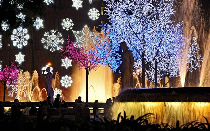 christmasBarcelona