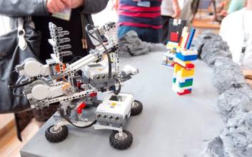 Ψηφιακό το μέλλον των παιδιών με την εκπαιδευτική ρομποτική