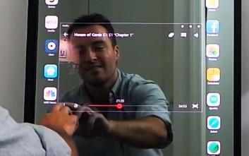 Ο πρώτος καθρέφτης smartphone είναι γεγονός
