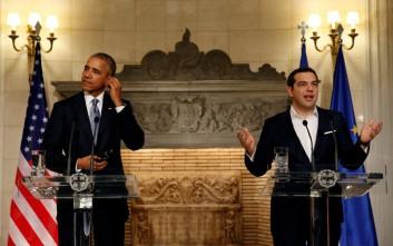 Ομπάμα: Η λιτότητα δεν είναι συνταγή ανάπτυξης