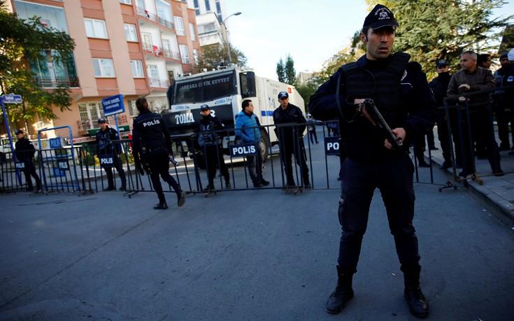 Η αστυνομία έθεσε υπό κράτηση 42 υπόπτους στην Τουρκία