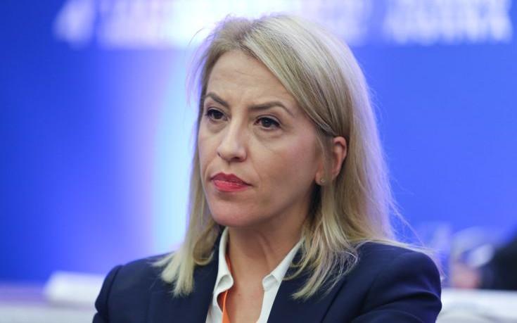 Δούρου: Τιμητική η πρόταση να είμαι ξανά υποψήφια για την Περιφέρεια Αττικής