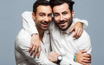 Δύο ξένοι στο ίδιο κανάλι Τανιμανίδης - Μαυρίδης