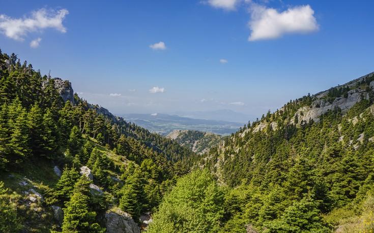 Απόδραση στη Δίρφυ, το ψηλότερο βουνό της Εύβοιας