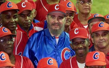 Περίεργα και θαυμαστά δεδομένα για τον Φιντέλ Κάστρο
