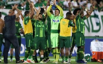 Πέντε μέρες πριν την τραγωδία, οι παίκτες της Chapecoense ζούσαν την απόλυτη ευτυχία