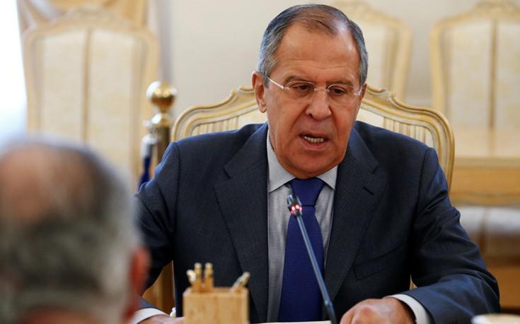 Λαβρόφ σε Αναστασιάδη: Έχετε την πλήρη στήριξη της Μόσχας