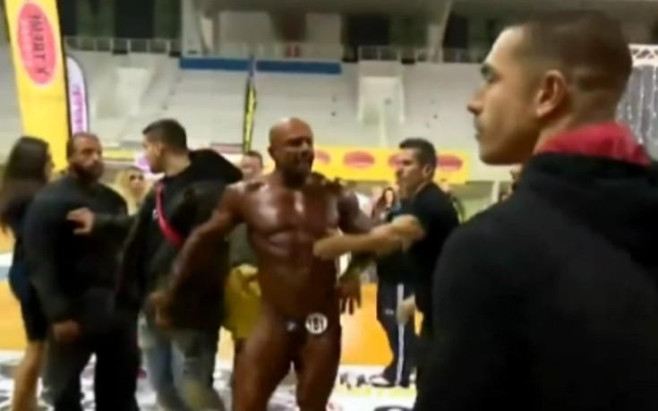 Αντιμέτωπος με τη δικαιοσύνη ο bodybuilder με το «βαρύ» χέρι