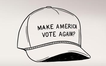 Οι γελοιογράφοι των ΜΜΕ παγκοσμίως για τη νίκη του Τραμπ