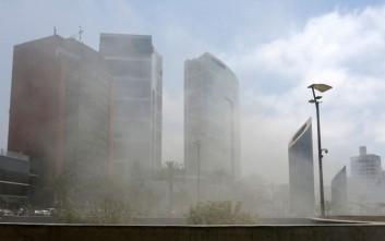 Φονική πυρκαγιά σε εμπορικό κέντρο στο Περού