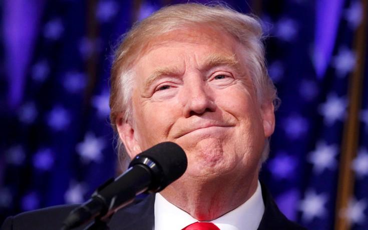 Τραμπ: Η Ρωσία δεν προσπάθησε ποτέ να με πιέσει