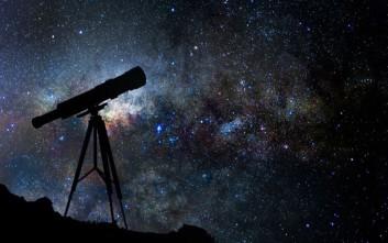 Ξεκινά ο 22ος Πανελλήνιος Μαθητικός Διαγωνισμός Αστρονομίας και Διαστημικής