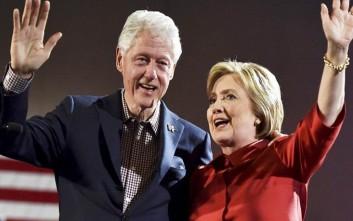 Πώς θα αποκαλείται ο Μπιλ Κλίντον αν νικήσει η Χίλαρι;