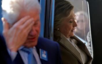 Το τέλος της δυναστείας των Κλίντον και οι φήμες για διαζύγιο μεταξύ Χίλαρι και Μπιλ