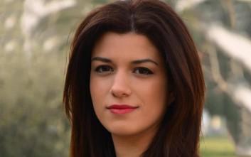 Η 28χρονη που αναλαμβάνει το γραφείο του πρωθυπουργού στη Θεσσαλονίκη