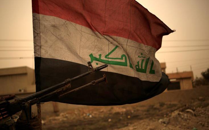 Οι ιρακινές δυνάμεις απελευθέρωσαν την αρχαία πόλη Χάτρα