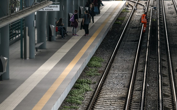 Κλείνει για δύο μέρες ο σταθμός του ΗΣΑΠ στο Μοναστηράκι