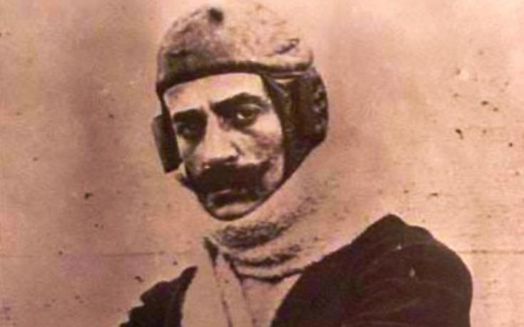 Ο πρώτος Έλληνας στρατιωτικός αεροπόρος με το παρατσούκλι «τρελοκαμπέρος»