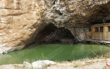 Κινδυνεύει το σπήλαιο Καϊάφα