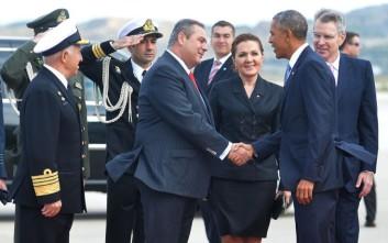 Το tweet του Καμμένου για την επίσκεψη Ομπάμα και το χρέος