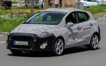 Έρχεται το νέο Ford Fiesta