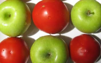 Δεσμεύτηκαν δύο τόνοι φρούτων και λαχανικών