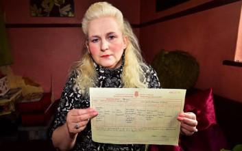 Η γυναίκα που γιόρταζε τα γενέθλιά της λάθος για 50 χρόνια