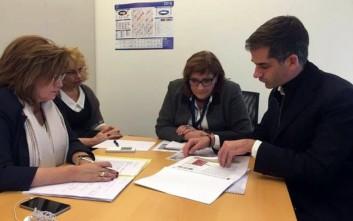Ερώτηση Σπυράκη στο Ευρωκοινοβούλιο για την υποχρηματοδότηση της Στερεάς Ελλάδας