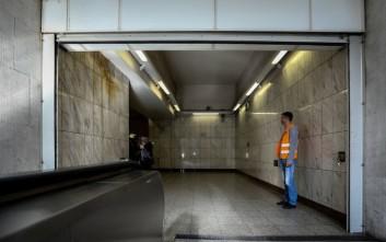 Κλειστός ο σταθμός του Μετρό στην Αττική