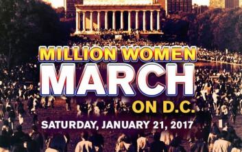 Οι γυναίκες στους δρόμους της Νέας Υόρκης κατά του Τραμπ