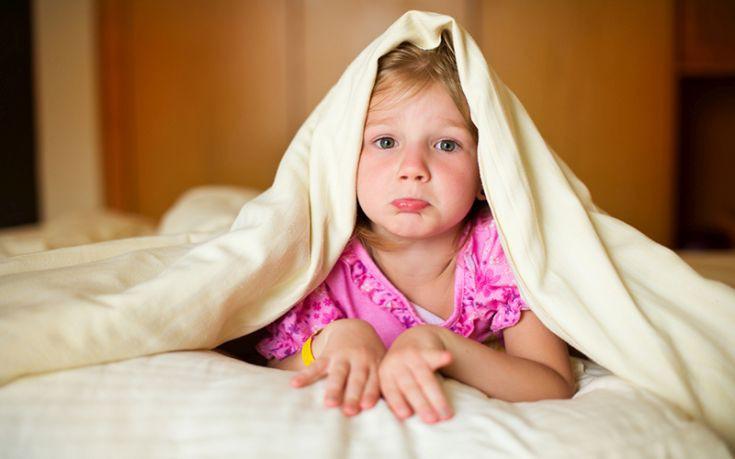 Πώς μπορείτε να φτιάξετε τη διάθεση του παιδιού