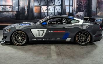 Η νέα αγωνιστική Mustang GT4