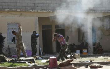 Δεκάδες άμαχοι σκοτώθηκαν στην Μοσούλη
