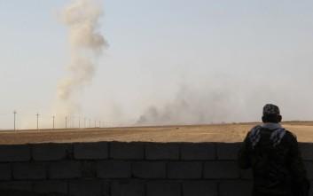 Αμερικανικό στρατιωτικό αεροσκάφος συνετρίβη στο δυτικό Ιράκ