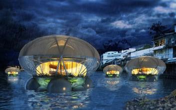 Πώς μπορούν οι πλωτές «μέδουσες» να ωφελήσουν τη φύση και τον άνθρωπο
