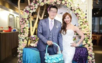 Η νύφη που κάνει μονόζυγο και γίνεται viral