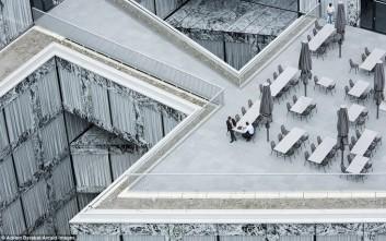 Αρχιτεκτονικές δημιουργίες και η εντυπωσιακή γεωμετρία τους