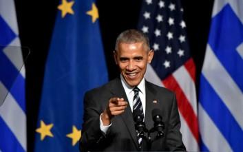 Ο Μπαράκ Ομπάμα «φλερτάρει» με το Netflix