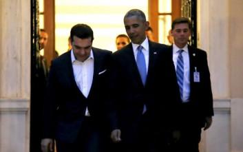 Ποιοι είναι οι προσκεκλημένοι στο δείπνο για τον Μπαράκ Ομπάμα