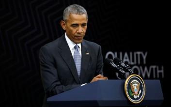 Ομπάμα: Εάν ήμουν ξανά υποψήφιος για πρόεδρος, θα κέρδιζα
