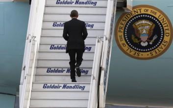 Ο Ομπάμα στην Ακρόπολη, τα ελληνικά και το «ξεσάλωμα» στο Twitter