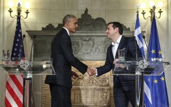 Πρώτο θέμα στα βελγικά ΜΜΕ η επίσκεψη Ομπάμα στην Ελλάδα