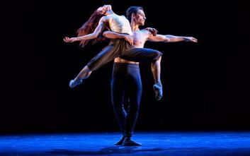 Δύο μεγάλοι χορευτές του παγκόσμιου στερεώματος στο Παλλάς