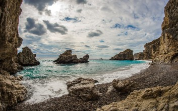 Το νησί της Ελλάδας που ονομαζόταν Πορφυρούσα