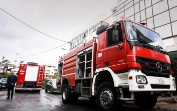 Ισχυρή έκρηξη σε πυλωτή πολυκατοικίας στην Αλεξανδρούπολη