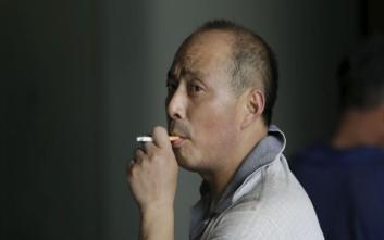 Η Κίνα μπλοκάρει το κάπνισμα στους δημόσιους χώρους