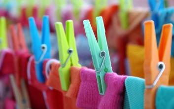 Τέσσερα μυστικά για το πλύσιμο των ρούχων