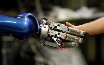 Διάλεξη με θέμα «Ρομποτικά Συστήματα» στο Mediterranean College