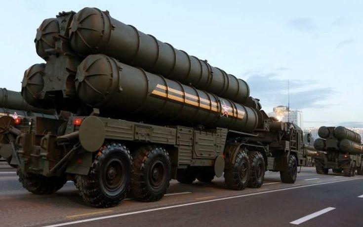 S-400: Τον Ιούλιο θα ξεκινήσει η αποστολή από τη Μόσχα στην Άγκυρα