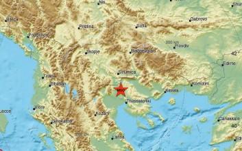 Ισχυρός σεισμός ταρακούνησε το Κιλκίς